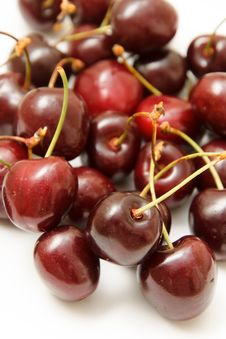 Free Cherry Royalty Free Stock Images - 9806039