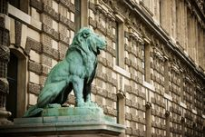Free  Porte Des Lions  Stock Photo - 9806110