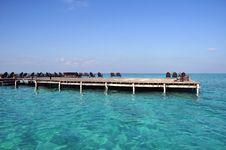 Free Kapalai Island, Semporna, Sabah Royalty Free Stock Photos - 9806118