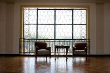 Free Window In Resort In Brazil Royalty Free Stock Photo - 9807215