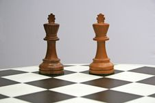 Free Chess Kings Stock Images - 9807274