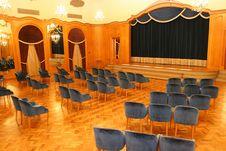 Free Vintage Theater Royalty Free Stock Photos - 9807418