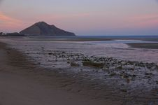 Free Lowtide At Sunset, San Felipe Stock Images - 9807644