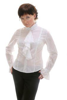 Free Portrait Of Businesswoman Stock Photos - 9808273