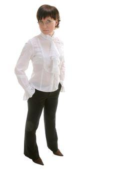 Free Portrait Of Businesswoman Stock Photos - 9808303