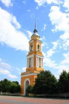 Bell Tower Royalty Free Stock Image