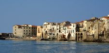 Old Cefalu - Sicily Royalty Free Stock Photography