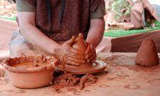 Free Mud Handicraft Stock Photos - 9809313
