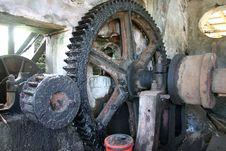 Free Cog Wheel Stock Photo - 9809460