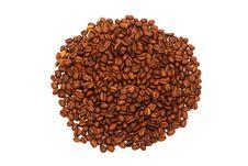 Free Coffee Beans Royalty Free Stock Photo - 9809775