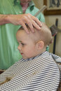 Free First Haircut Royalty Free Stock Photos - 9810238