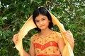 Free Nice Ethnic Dress Royalty Free Stock Images - 9819649