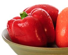Free Peppers Royalty Free Stock Images - 9811159