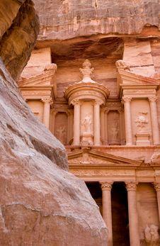 Free Petra Royalty Free Stock Photo - 9814975