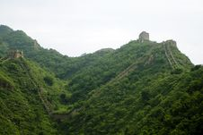 Free Great Wall, V Section Stock Photo - 9815230
