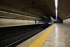 Free Metro Stock Photography - 9815652