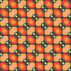 Free Festive Flower Pattern Royalty Free Stock Image - 9815796