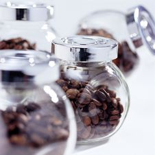 Free Coffee Beans Royalty Free Stock Photography - 9816017