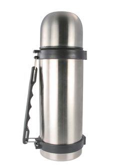 Free Road Thermos With The Handle Royalty Free Stock Image - 9816916