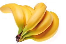Free Bananas Stock Photo - 9817150