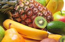 Free Fruits Royalty Free Stock Image - 9817336