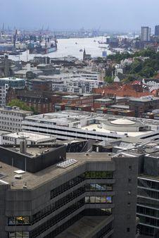 Free Hamburg Royalty Free Stock Photography - 9817367