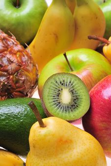 Free Fruits Stock Photography - 9817442
