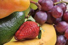 Free Fruits Royalty Free Stock Photos - 9817618