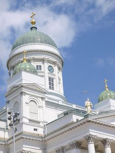 Free Helsinki Cathedral Stock Images - 9817944