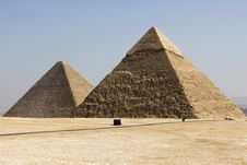 Free Pyramids Stock Photography - 9818322