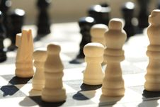 Free Chess Game Stock Photo - 9818680