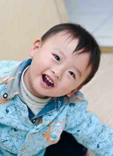 Free Happy Boy Royalty Free Stock Image - 9819016