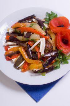 Free Vegetable Ragout Royalty Free Stock Image - 9819316