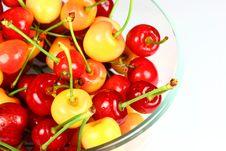 Free Cherry Royalty Free Stock Photos - 9819338