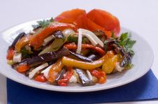 Free Vegetable Ragout Stock Photo - 9819360