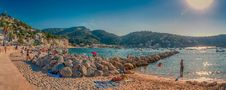 Free Port De Soller Majorca Stock Photo - 98169870