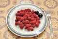 Free Summer Berries Royalty Free Stock Image - 9821426
