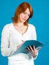 Free Secretary Royalty Free Stock Photos - 9823838