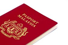 Free International Passport Series 01 Stock Images - 9820214
