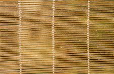 Free Wooden Jalousie Royalty Free Stock Image - 9820726