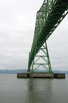 Free Astoria Megler Bridge Stock Photos - 9820763
