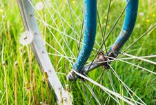 Free Bike Wheel Stock Photos - 9820813