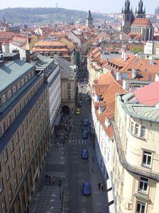 Free Prague Street Stock Images - 9820904