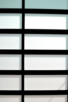Free Modern Glass Stock Image - 9821871