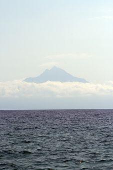 Free The Athos Mountain Stock Photos - 9822243