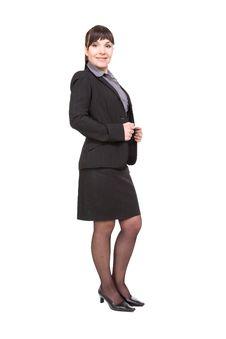 Free Businesswoman Royalty Free Stock Photo - 9822775