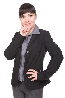 Free Businesswoman Royalty Free Stock Photography - 9822797