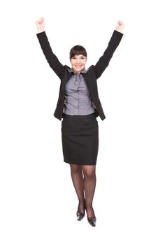 Free Businesswoman Royalty Free Stock Photography - 9822807