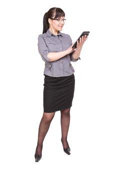 Free Businesswoman Royalty Free Stock Photos - 9822818
