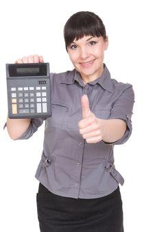 Free Businesswoman Stock Photography - 9822892